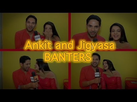 Xxx Mp4 Ankit And Jigyasa Aka Dhruv And Thapki Of Thapki Pyaar Ki Lets Us In Their Shooting World 3gp Sex
