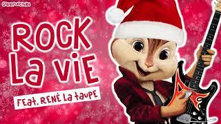Les Chipmunks et René la Taupe - Rock la Vie