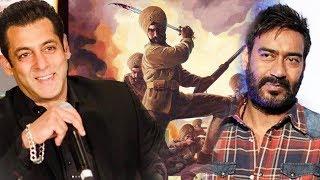 Salman Khan Sacrifices A Film For Ajay Devgn - Battle of Saragarhi