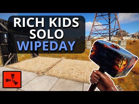 Xxx Mp4 The RICH Players Of A New SOLO Wipeday Rust Solo Survival Gameplay 3gp Sex