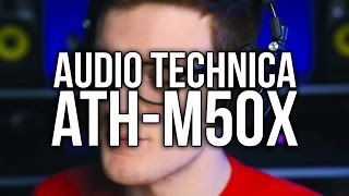 LE MIGLIORI CUFFIE QUALITA'/PREZZO? - AUDIO TECHNICA ATH-M50X