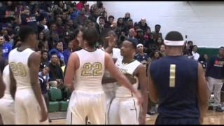 2015-16 Ohio Boys Hoops Garfield Hts @St. Vincent-St. Mary