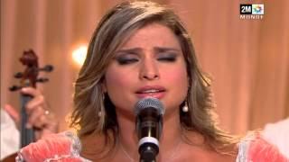 Rym Hakiki à Chada Al Alhan- Hade El Wahche 3liya