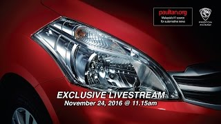 Proton Compact MPV exclusive livestream