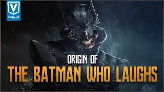 Origin Of The Batman Who Laughs! (Evil Batman Joker)