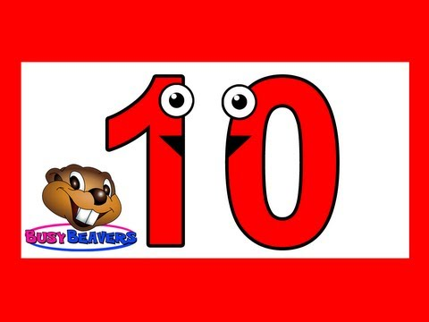 Let s Count to 10 Learn Counting English Numbers Baby Infant Toddler Learning Nursery Rhymes