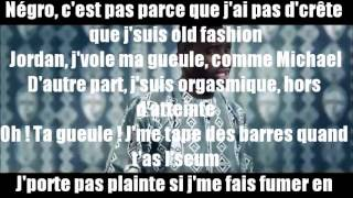MAITRE GIMS FEAT THE SHIN SEKAI   CA MARCHE (CLIP+PAROLES)