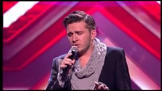 Maid Hecimovic (Noc mi te duguje - Zdravko Čolić) audicija - X Factor Adria - Sezona 1