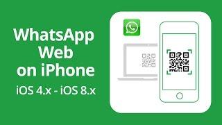 WhatsApp Web For iPhone (iOS 4.x to iOS 8.x)