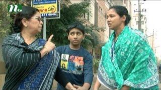 Bangla Natok Aughoton Ghoton Potiyoshi l Episode 46 I Prova, Jenny, Mishu Sabbir l Drama & Telefilm