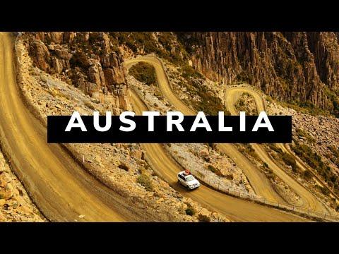 AUSTRALIA TRAVEL DOCUMENTARY 35000km 4x4 Road Trip