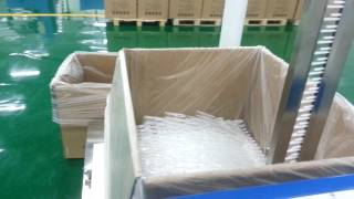 SY082 Automatic drinking straw Carton Packer