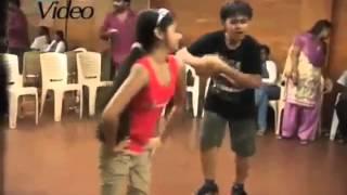Dev and Anushka dancer part 1