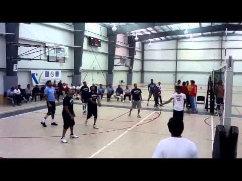 2011 Desi Northeastern Volleyball tournament final match pa