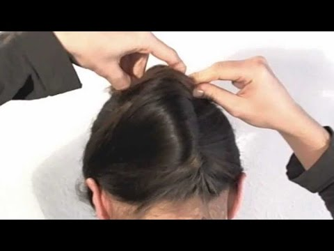 Xxx Mp4 Cute Easy Indian Wedding Hairstyles To Do Yourself Step By Step French Twist Bouncy Curls 3gp Sex