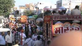 Master band Delhi in NAZAFGARH JAIN Procession