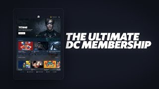 DC Universe   This Is Your Universe   Launch Trailer (extended version)