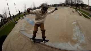 Download Renton Skatepark - Rizin locals 3Gp Mp4