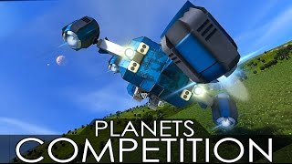 Space Engineers - Perfect VTOL? Vector Thrust Script (Planets Comp '16)
