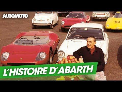 Carlo Abarth Histoire d un sorcier