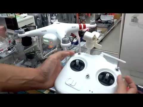 【天鷹遙控】DJI P3S 飛行前教學!! 很重要! 新手必看!! DJI Phantom 3 Standard 2.7K空拍機