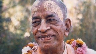 The Witness And The Wanderer by Srila Prabhupada Bhagavad gita 13 4 on 270973 at Bombay, India