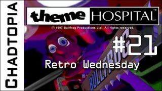 Theme Hospital   Retro Wednesday   Episode 21   More doctory goodness