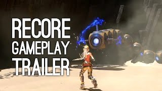 ReCore Gameplay Trailer: ReCore Gameplay Reveal Trailer at E3 2016 Xbox Conference