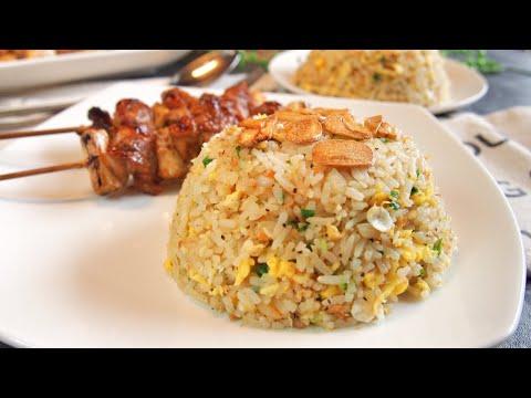 Xxx Mp4 SECRET REVEALED BEST Garlic Fried Rice SUPER EASY Recipe 3gp Sex