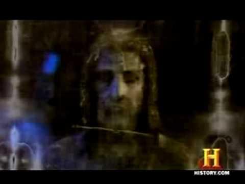 El rostro de Jesus en 3D
