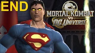 Mortal Kombat vs DC Universe PS3 Gameplay #8 [Superman Is HYPE!]