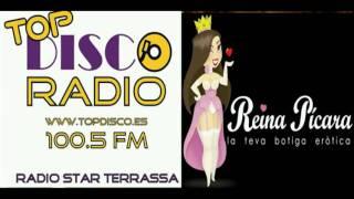 TOPDISCO RADIO Y REINA PICARA EN CATWALK
