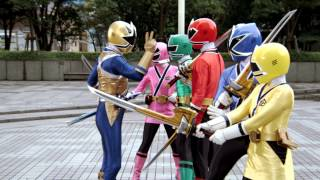 Power Rangers: Clash of the Red Rangers Movie - Clip