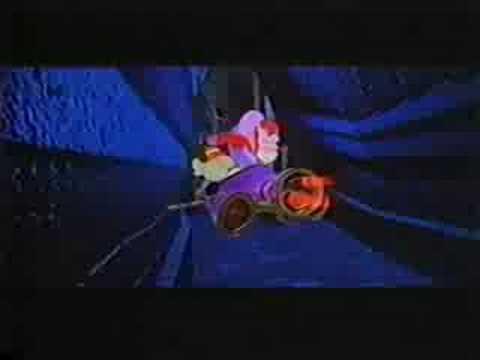 Hanna Barbera Ride 1991 Universal Studios