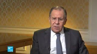 لافروف لا يستبعد تسليم دمشق أنظمة إس 300 الصاروخية