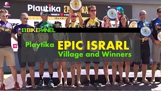 Playtika Epic Israel 2016 - The Vilage and Winners (by BIKEPANEL)