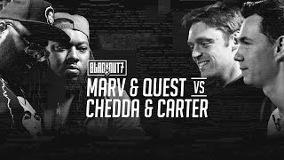 KOTD - Marv Won/Quest Mcody vs Chedda Cheese/Carter Deems | #BO7
