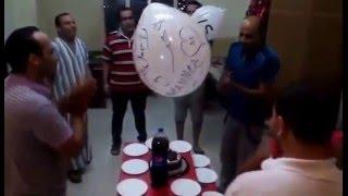 المغتربين فى دبى يحتفلون بعيد ميلاد