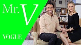 Vivi Orth revela tudo sobre experiência de posar nua para Mister V