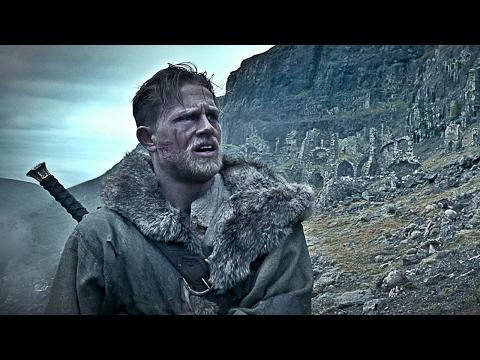 King Arthur Legend of the Sword Official Trailer 2017