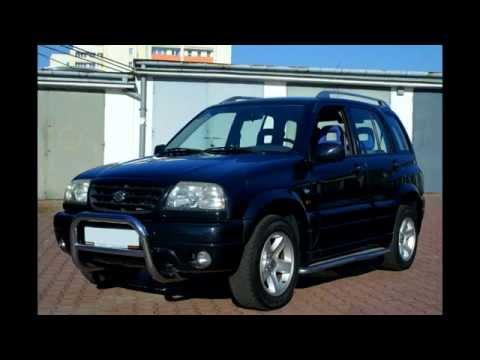 Suzuki Grand Vitara I 1998 2005