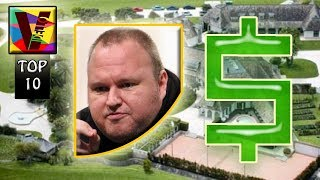 10 Expensive Things Associated With Internet Millionaire Kim Dotcom