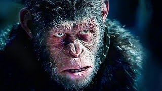 "WAR FOR THE PLANET OF THE APES - ""Caesar VS Woody"" - Movie Clip (2017)"