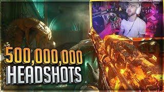 THIS IS INSANE!! (500,000,000 HEADSHOTS)