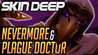 Skin Deep: Nevermore & Plague Doctor - Lore Behind Overwatch Skins