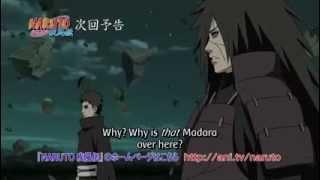 Naruto Shippuden Episode 344 Preview 'Obito and Madara'