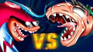 Slither io MAFIL vs REZENDEEVIL