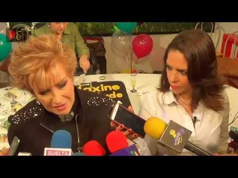 MAXINE WOODSIDE ANA MARIA ALVARADO ENTREVISTA 26 ANIVERSARIO