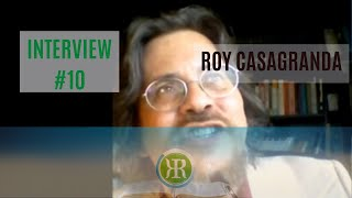 Prof. Roy Casagranda  PhD - Peace Talk (Iran Deal, Netanyahu, Trump, Antisemitism)