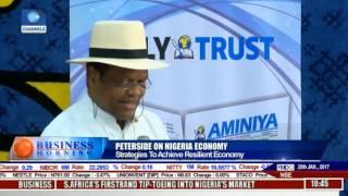Peterside On Nigeria Economy: Strategies To Achieve Resilient Economy